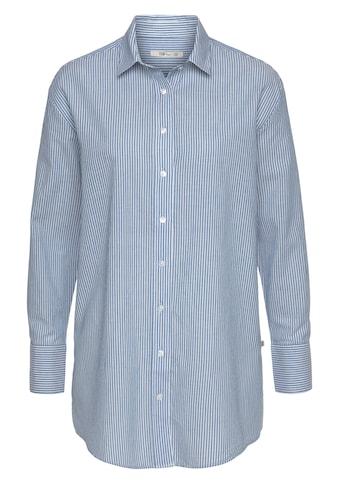 LTB Schlupfbluse »RONASI«, im Streifendesign mit Knopfleiste kaufen
