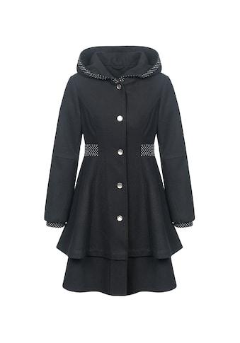 Pussy Deluxe Wintermantel »Pretty Dotties Coat« kaufen