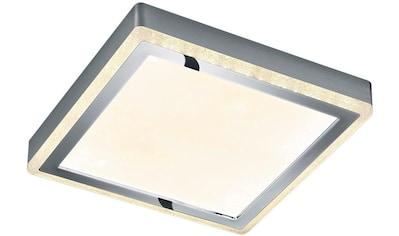 TRIO Leuchten LED Deckenleuchte »Slide«, LED-Board, Getrennt schaltbar,Fernbedienung,integrierter Dimmer,Nachtlicht,RGBW-Farbwechsler kaufen