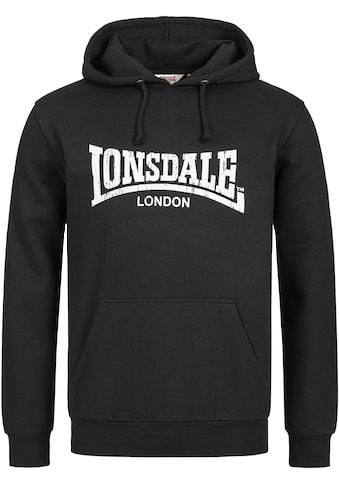 Lonsdale Kapuzensweatshirt »WOLVERTON« kaufen