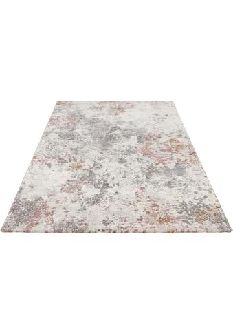 ELLE DECORATION Teppich »Fontaine«, rechteckig, 11 mm Höhe, Kurzflor in Marmor Optik,... kaufen
