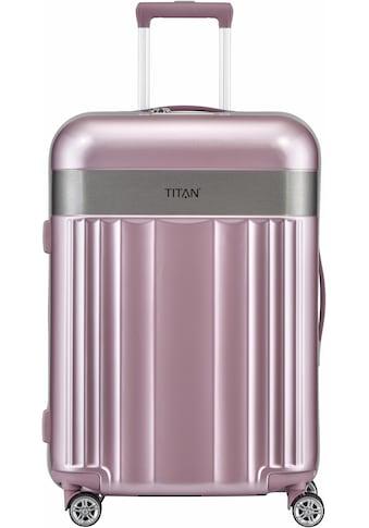 TITAN® Hartschalen-Trolley »Spotlight Flash, 67 cm«, 4 Rollen kaufen
