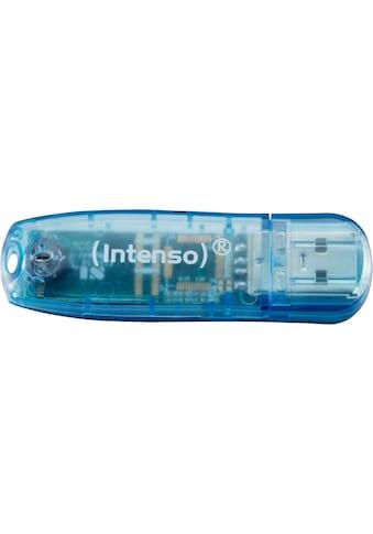 Intenso USB-Stick »Rainbow Line«, (Lesegeschwindigkeit 28 MB/s) kaufen