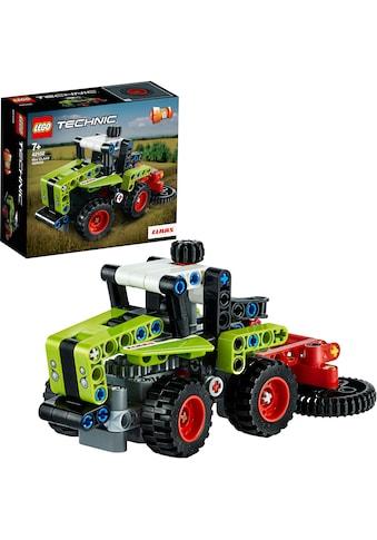 LEGO® Konstruktionsspielsteine »Mini CLAAS XERION (42102), LEGO® Technic«, (130 St.),... kaufen