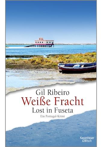 Buch »Weiße Fracht / Gil Ribeiro« kaufen