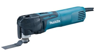 Makita Elektro-Multifunktionswerkzeug »TM3010CX4J«, 320 W kaufen
