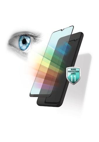 """Hama Displayschutzglas »""""Anti-Bluelight+Antibakt.""""«, für Samsung Galaxy A22 5G, für... kaufen"""