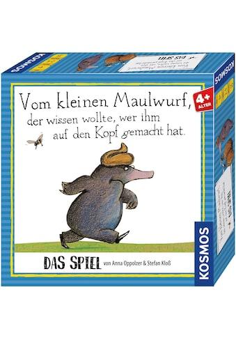 Kosmos Spiel »Vom kleinen Maulwurf ... Das Spiel«, Made in Germany kaufen