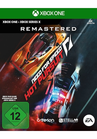 Electronic Arts Spiel »Need for Speed™ Hot Pursuit Remastered«, Xbox One kaufen