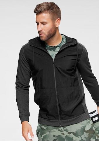 Nike Sweatjacke »Fleece Full-zip Training Hoodie«, DRI-FIT Technologie kaufen