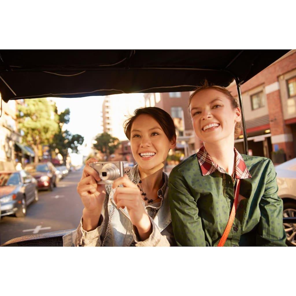 Sony Kompaktkamera »Cyber-shot DSC-W810«, Gesichtserkennung, Smile-Detection