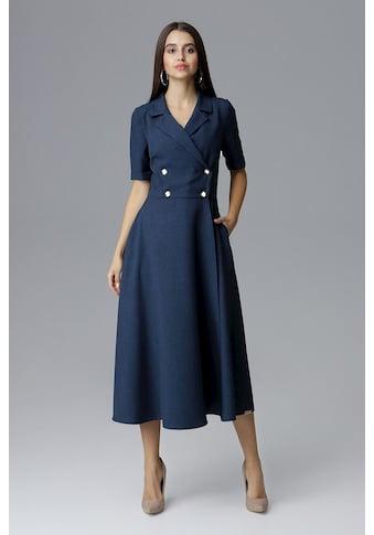 FIGL Abendkleid in Midi - Länge kaufen
