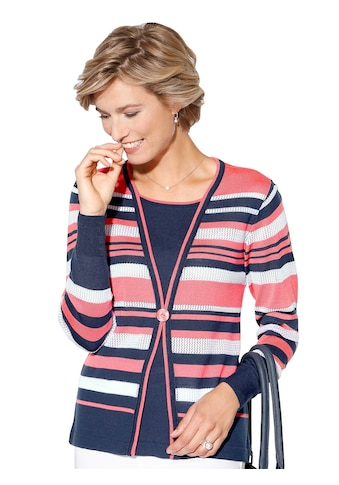 Classic Pullover in aktueller 2 - in - 1 - Optik kaufen