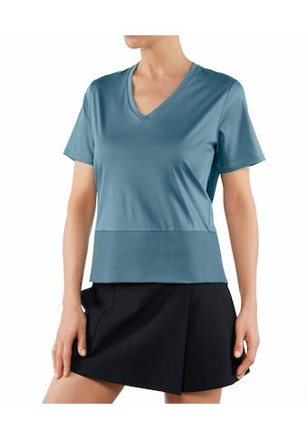 FALKE T-Shirt »T-Shirt«, mit feiner Baumwolle kaufen