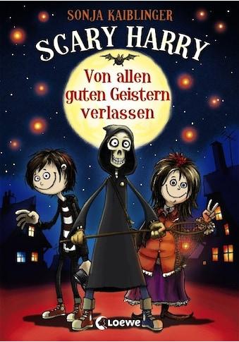 Buch »Scary Harry - Von allen guten Geistern verlassen / Sonja Kaiblinger, Fréderic... kaufen