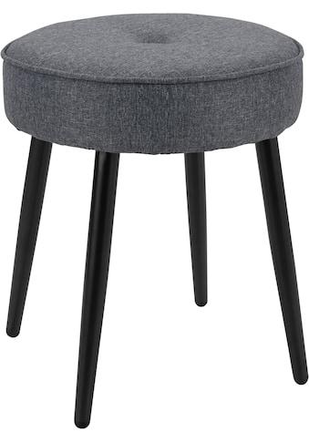 Hocker »Thelma«, runde Sitzfläche in 42 cm kaufen