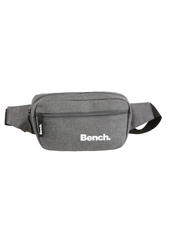 Bench. Gürteltasche, mit praktischer Reißverschluss-Vortasche kaufen