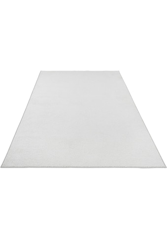 freundin Home Collection Teppich »Gloss«, rechteckig, 9 mm Höhe, melierter Kurzflor,... kaufen