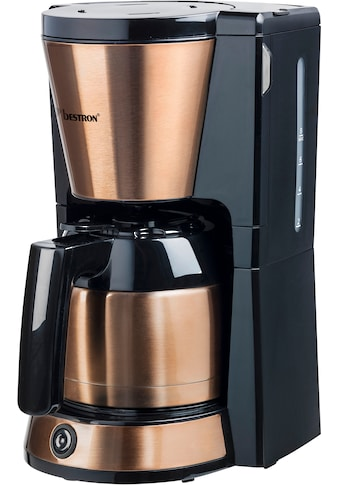 bestron Filterkaffeemaschine »ACM1000CO«, Papierfilter, 1x4 kaufen
