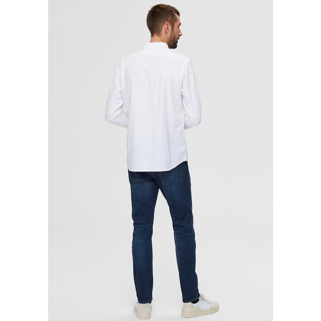 SELECTED HOMME Langarmhemd »Grick Flex Shirt«