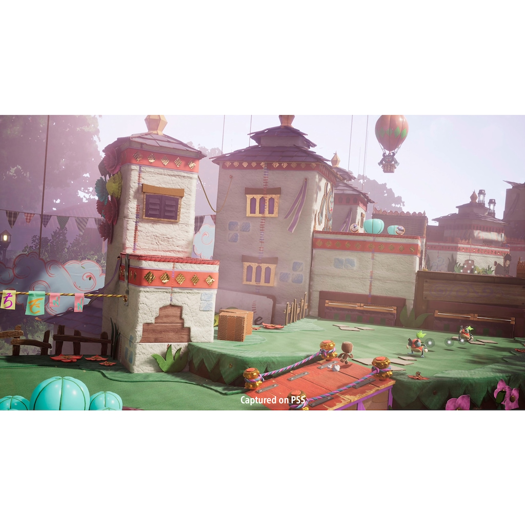 PlayStation 5 Spiel »Sackboy: A Big Adventure«, PlayStation 5