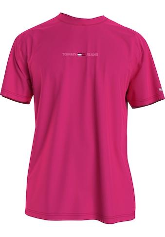Tommy Jeans T-Shirt »TJM GEL LINEAR LOGO TEE« kaufen