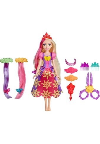 Hasbro Anziehpuppe »Disney Prinzessin - Frisierspaß Rapunzel«, inklusive Haar-Extensions kaufen