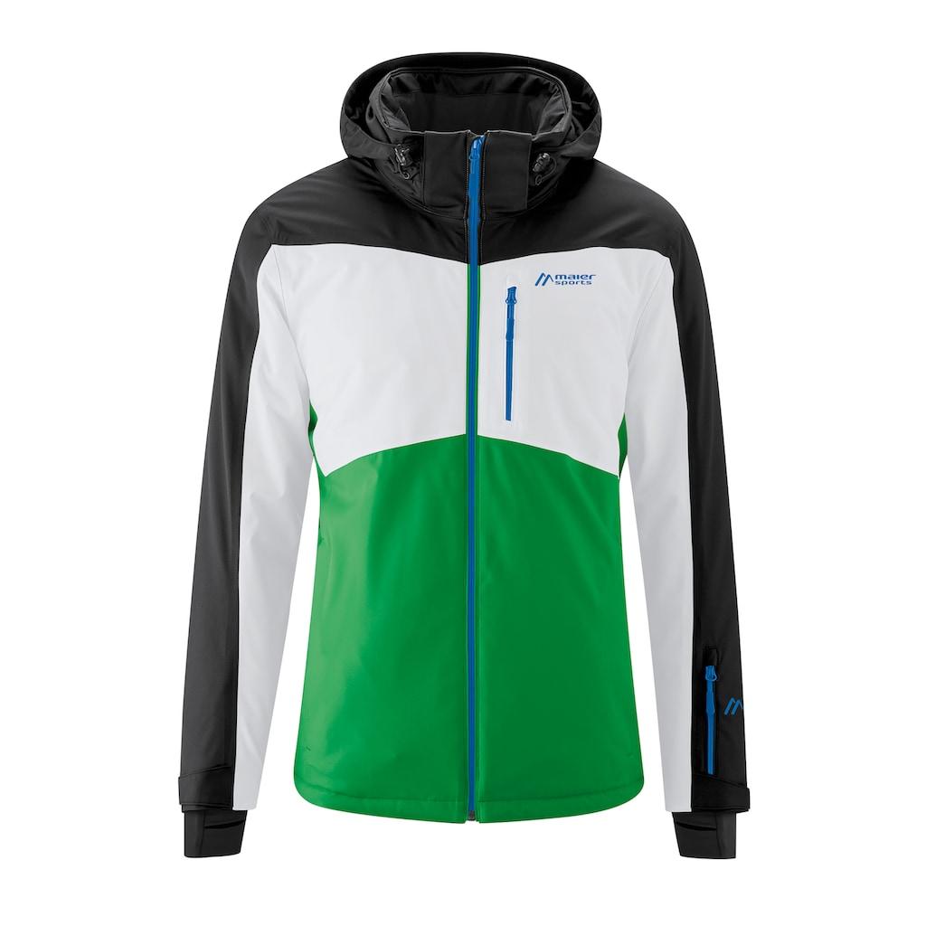 Maier Sports Skijacke »Seppl«, Sportive Skijacke mit modernem Design