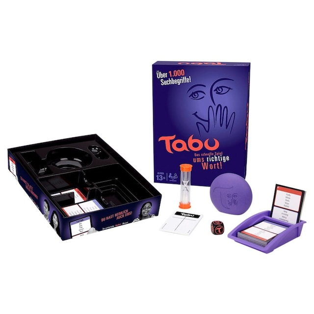 "Hasbro Spiel, ""Tabu"""