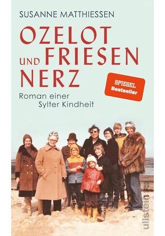 Buch »Ozelot und Friesennerz / Susanne Matthiessen« kaufen