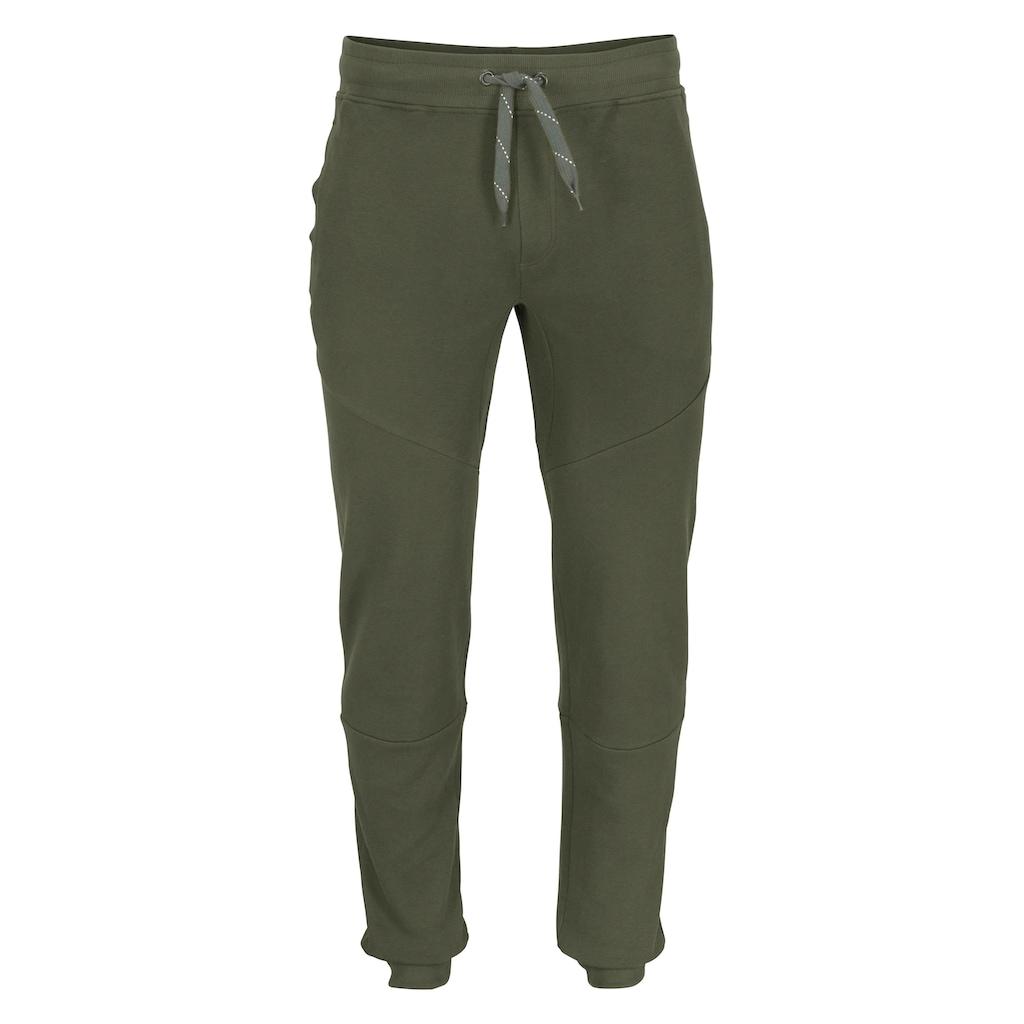 Ocean Sportswear Jogginghose »Loose Fit«, in Piqué-Qualität