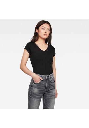G - Star RAW T - Shirt »Core eyben slim u t« kaufen