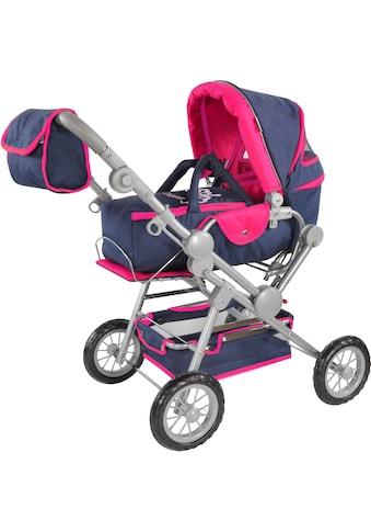 Knorrtoys® Kombi-Puppenwagen »Twingo S Diadem« kaufen