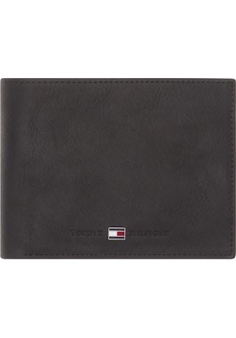Tommy Hilfiger Geldbörse »JOHNSON CC AND COIN POCKET«, im kleinen Format aus... kaufen