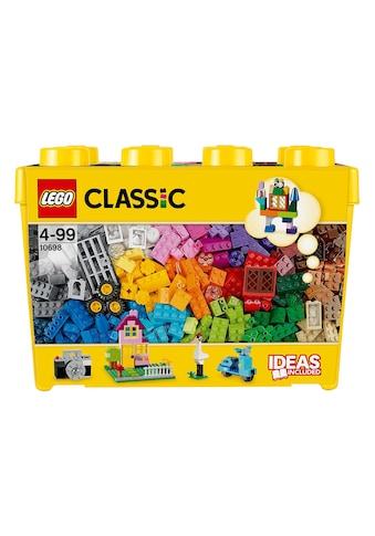 LEGO® Konstruktionsspielsteine »Große Steine-Box (10698), LEGO® Classic«, (790 St.),... kaufen