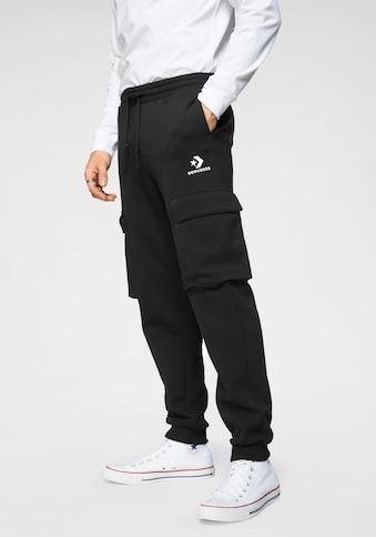 Converse Jogginghose »CONVERSE EMBROIDERED STAR CHEVRON CARGO PANT« kaufen