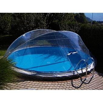 SUMMER FUN Abdeckung »Cabrio Dome«, für Pools, ØxH: 400x145 cm kaufen