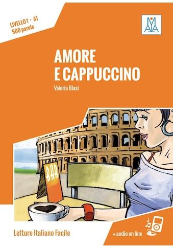 Buch »Amore e cappuccino / Valeria Blasi« kaufen
