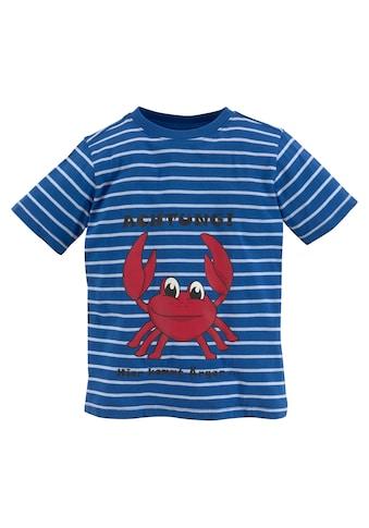 KIDSWORLD T-Shirt »ACHTUNG! HIER KOMMT ÄRGER...« kaufen