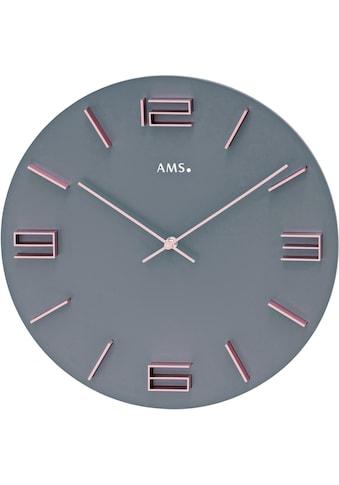 AMS Wanduhr »W9590« kaufen