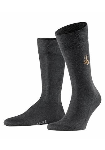 FALKE Socken »Save the Bees«, (1 Paar), aus Baumwolle kaufen