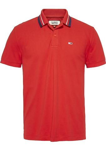 TOMMY JEANS Poloshirt »TJM CLASSICS TIPPED« kaufen