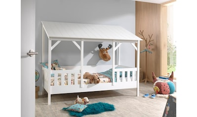 Vipack Hausbett, wahlweise mit Bettschublade kaufen