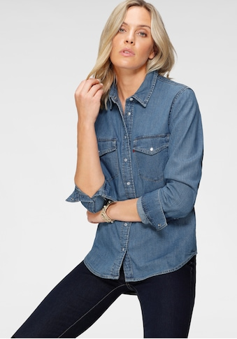 Levi's® Jeansbluse »ESSENTIAL WESTERN« kaufen