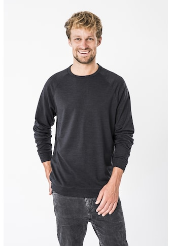 SUPER.NATURAL Sweatshirt »M ESSENTIAL RAGLAN CREW« kaufen