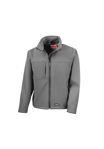 Result Softshelljacke »Herren Classic Softshell-Jacke« kaufen