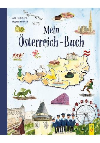Buch »Mein Österreich-Buch / Susa Hämmerle, Brigitte Baldrian« kaufen