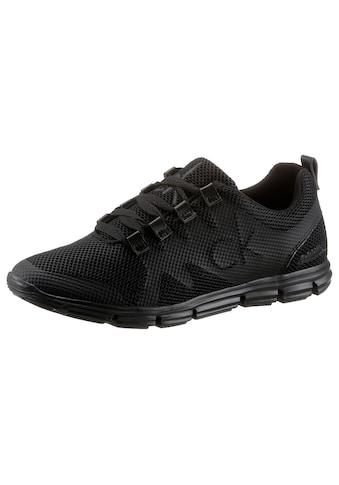 Calvin Klein Sneaker, im monochromen Look kaufen