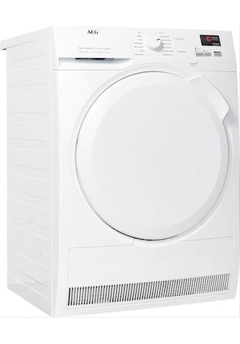 AEG Wärmepumpentrockner »T7DB41580«, 7000, mit SensiDry - Technologie kaufen