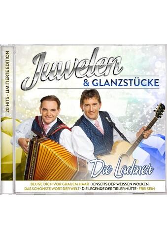 Musik-CD »Juwelen & Glanzstücke / Ladiner,Die« kaufen